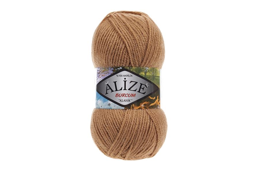 Alize Burcum Klasik Karamel-127