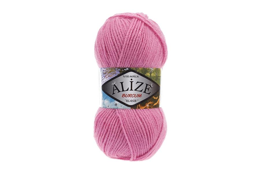 Alize Burcum Klasik Koyu Pembe-178