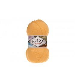 Alize Burcum Klasik Koyu Sarı-216