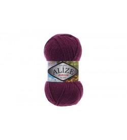 Alize Burcum Klasik Mürdüm-304