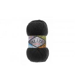 Alize Burcum Klasik Siyah-60