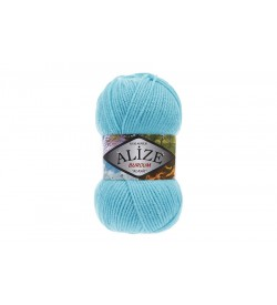 Alize Burcum Klasik Turkuaz-287