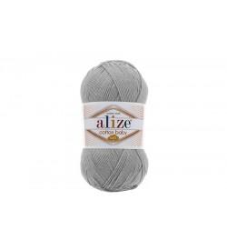 Alize Cotton Baby Soft Açık Gri-200