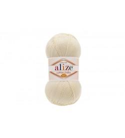 Alize Cotton Baby Soft Açık Krem-62