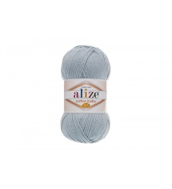 Alize Cotton Baby Soft Açık Mavi-480