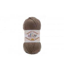 Alize Cotton Baby Soft Kahve Melanj-240