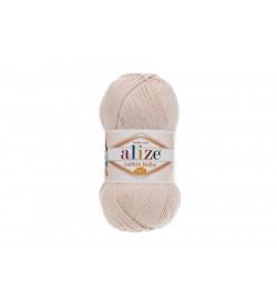 Alize Cotton Baby Soft Mum Işığı-67