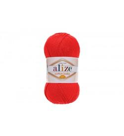 Alize Cotton Baby Soft Nar Çiçeği-259