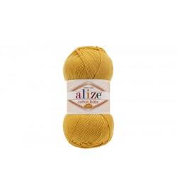 Alize Cotton Baby Soft Sarı-113