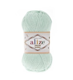 Alize Cotton Gold Hobby Mint-522