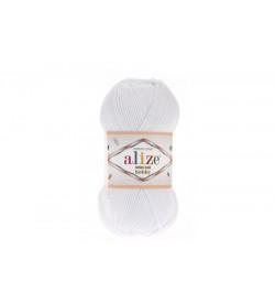 Alize Cotton Gold Hobby Beyaz-55
