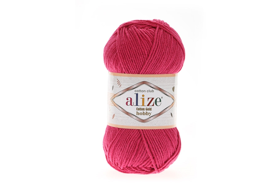 Alize Cotton Gold Hobby Fuşya-149