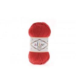 Alize Cotton Gold Hobby Kırmızı-56