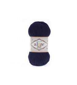 Alize Cotton Gold Hobby Lacivert-58