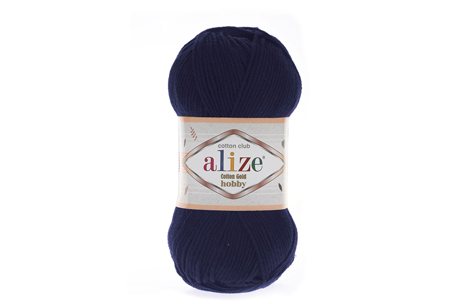 Alize Cotton Gold Hobby Lacivert-58