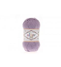 Alize Cotton Gold Hobby Lila-166
