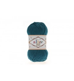 Alize Cotton Gold Hobby Petrol-17
