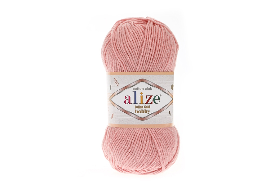Alize Cotton Gold Hobby Pudra Pembesi-393