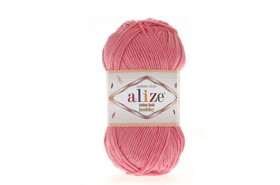 Alize Cotton Gold Hobby Şeker Pembe-33