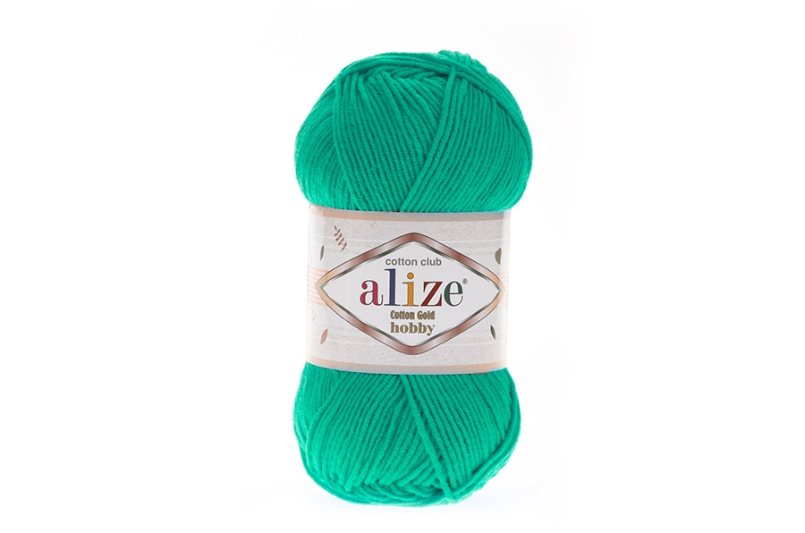 Alize Cotton Gold Hobby Yeşim-610