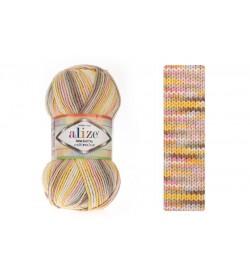Alize Cotton Gold Plus Multi Color 52175