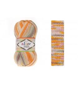 Alize Cotton Gold Plus Multi Color 52176