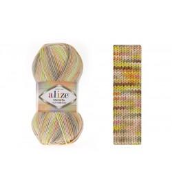 Alize Cotton Gold Plus Multi Color 52177