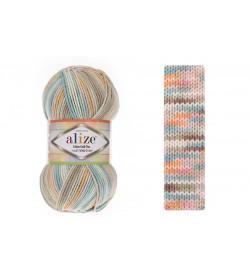 Alize Cotton Gold Plus Multi Color 52178