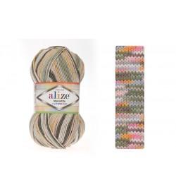Alize Cotton Gold Plus Multi Color 52199