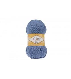 Alize Cotton Gold Plus Mavi Melanj-374