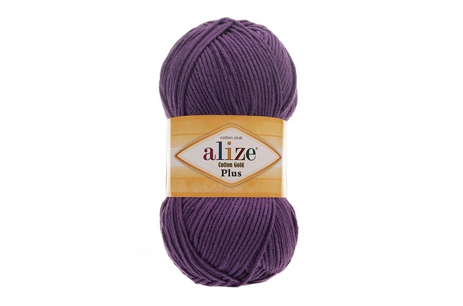 Alize Cotton Gold Plus Mor-44