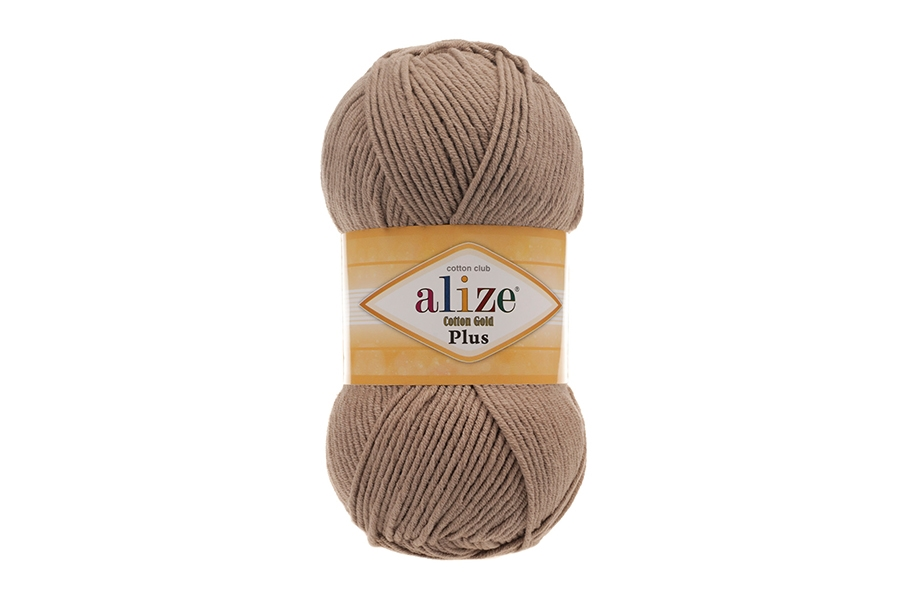 Alize Cotton Gold Plus Vizon-629