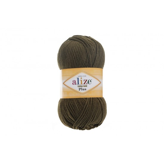 Alize Cotton Gold Plus Zeytin Yeşili-214
