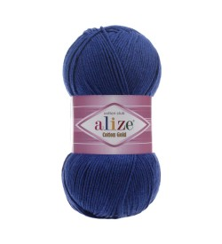 Alize Cotton Gold İndigo 389