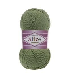 Alize Cotton Gold Kaplumbağa Yeşili-485
