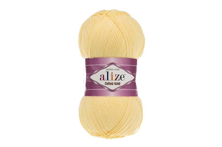 Alize Cotton Gold Açık Sarı-187