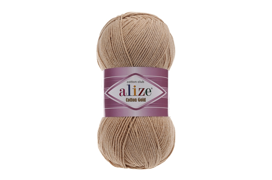 Alize Cotton Gold Bej-262