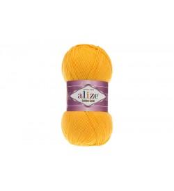 Alize Cotton Gold Koyu Sarı-216