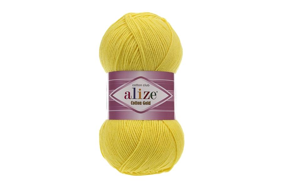 Alize Cotton Gold Sarı-110
