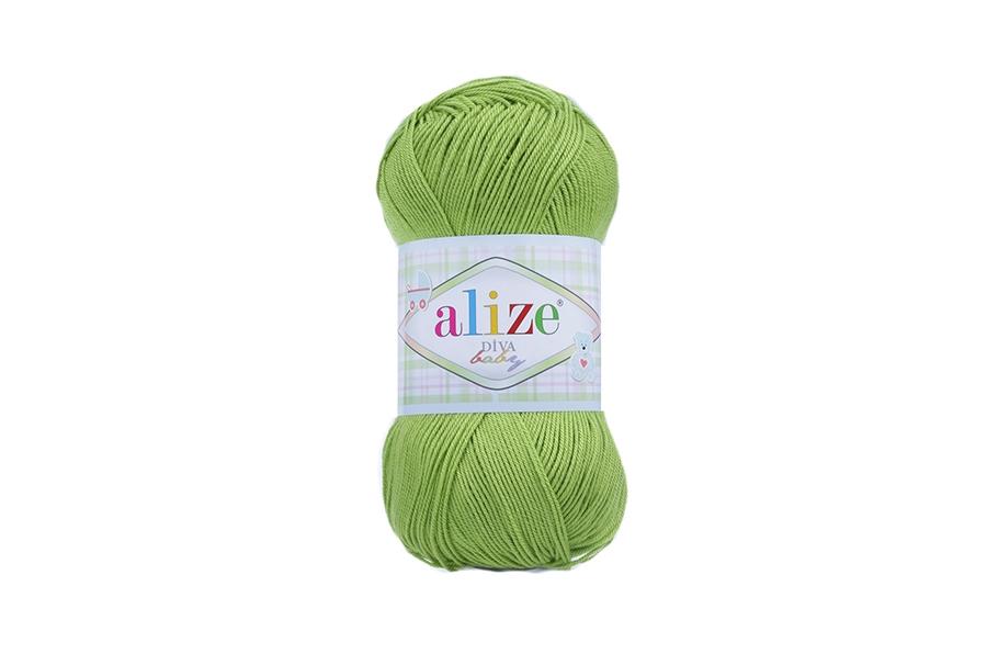 Alize Diva El Örgü İpi 100 gr   596x900