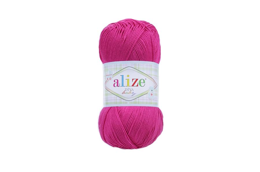 Alize Diva Baby Fuşya-149