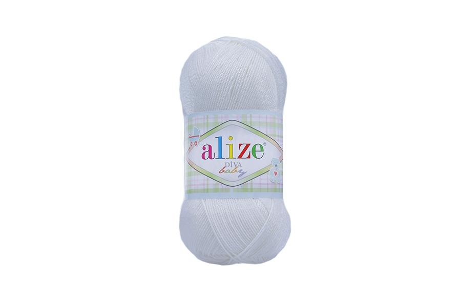 Alize Diva Baby İnci-450