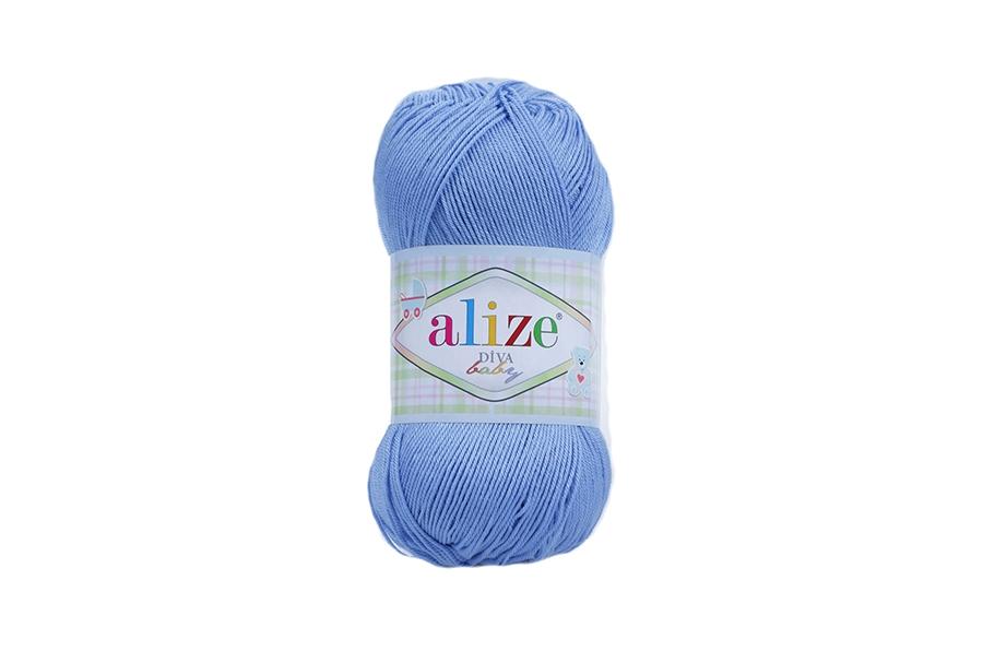 Alize Diva Baby Mavi-112