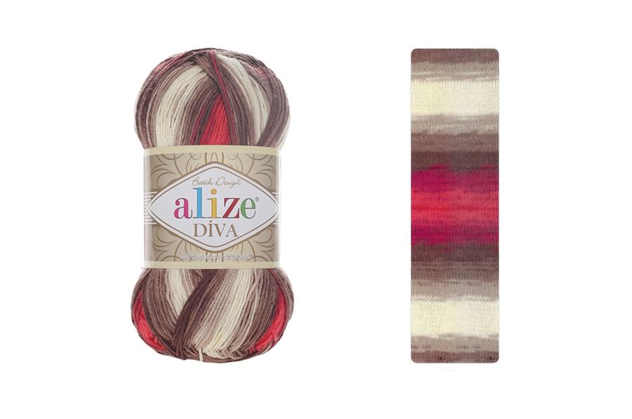 Alize Diva Batik 4574