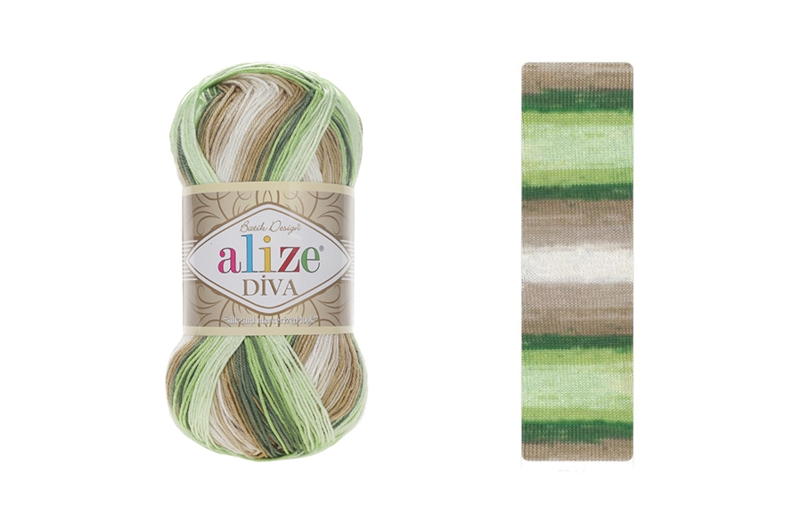 Alize Diva Batik 5944