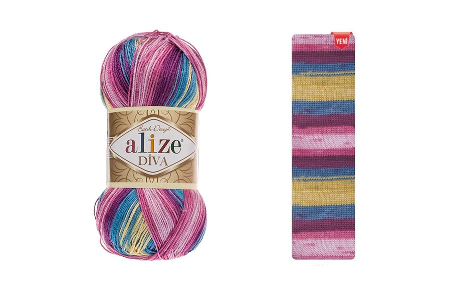 Alize Diva Batik 6794