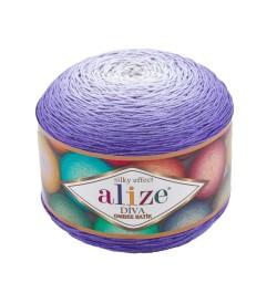 Alize Diva Ombre Batik 7378