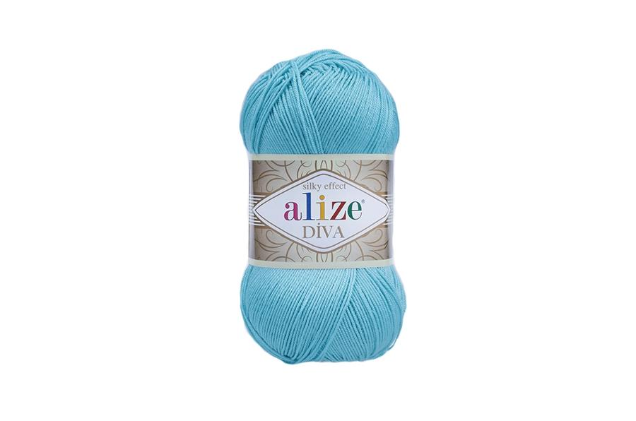 Alize Diva Cam Göbeği-376