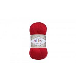 Alize Diva Kırmızı-106