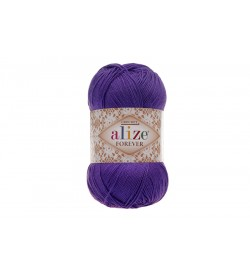 Alize Forever El Örgü İpi Çivit-252